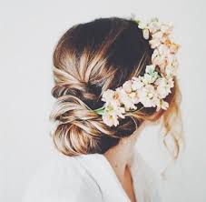 flowers for hair wedding hair flowers 7 picture hairstyle for your big day