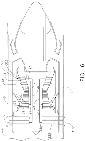 patent us7395657 flade gas turbine engine with fixed geometry