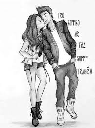 gallery cute love couples sketches drawing art gallery