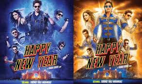 happy new years posters happy new year new posters check out shah rukh khan co