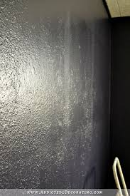 Sand Textured Ceiling Paint by Making It Presentable U2014 Way More Challenging Than I Thought