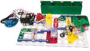 Snap Circuits Green Alternative Energy Kit Robotshop