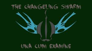 Join Or Die Flag Meaning The Flag Of The Changeling Swarm By Pilotsolaris On Deviantart