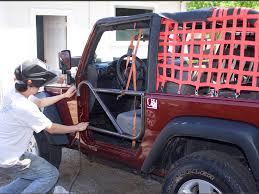 backyards jeep wrangler unlimited sahara home made tube doors part 1 jeepforum com