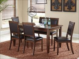 dining room wonderful rectangular square wood dining table round