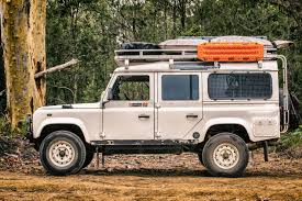 land rover defender off road modifications david and goliath against the world a defender story tread magazine