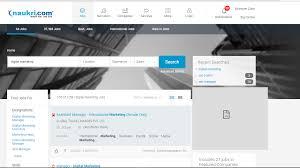 Naukri Com Update Resume Career In Digital Marketing Build A Rewarding Digital Marketing
