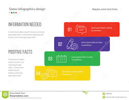 infographic page template design useful for presentation web