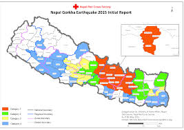 Nepal On World Map by Nepal Gorkha Earthquake 2015 Initial Report As Of 9 May 2015
