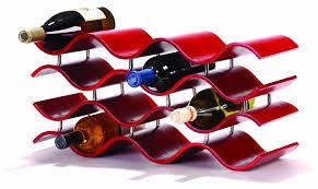 amazon com oenophilia bali wine rack ebony 12 bottle kitchen