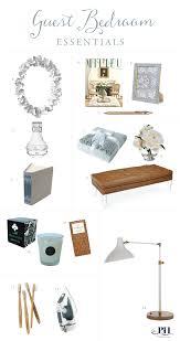 Bedroom Furniture Essentials Guest Bedroom Essentials Paysage Home