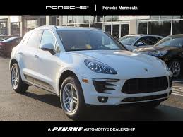 porsche macan 2016 interior new porsche macan for sale new jersey eatontown long branch