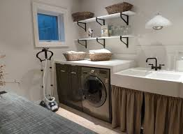 Laundry Room Decor Ideas Basement Laundry Room Decorations Ideas And Tips
