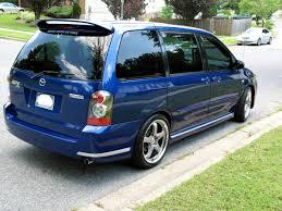 mazda car van 2004 mazda mpv information and photos zombiedrive