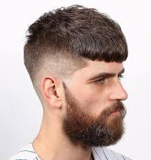 how to style short hair all combed forward the best hair style 2016 20 stylish men s hipster haircuts