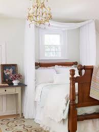 Diy Canopy Bed With Lights Best 25 Curtain Headboards Ideas On Pinterest Diy Headboard