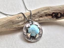 coin jewelry necklace images Coin set larimar necklace jpg