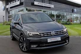 volkswagen tiguan 2017 r line volkswagen tiguan 2 0 tdi bmt 150 r line 5dr dsg 27 989