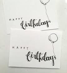 best 25 happy birthday hand lettering ideas on pinterest happy