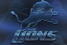 party bus logo detroit lions game transportation rentals
