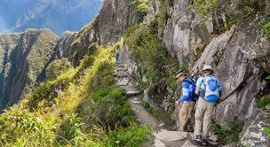 China Camp Trail Map by Inca Trail To Machu Picchu Itinerary U0026 Map Wilderness Travel