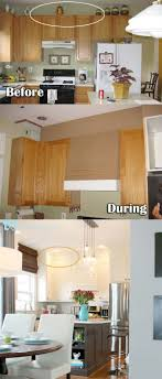 how to decorate top of kitchen cabinets 20 stylish and budget friendly ways to decorate above kitchen