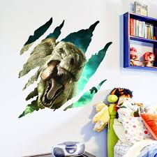 3d stereo color dinosaur pattern wall stickers living room kids 3d stereo color dinosaur pattern wall stickers living room kids room bedroom tv sofa background decorative stickers large vinyl wall decals large wall art