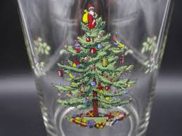 vintage spode tree 7 glassware second wind