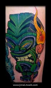 ascension tattoo jime litwalk ascension tattoo tattoos new school tiki