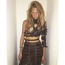 Mad Max Halloween Costume Favourite Models Dressed Halloween 19