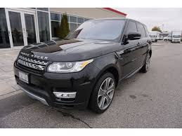 land rover range rover sport 2016 2016 land rover range rover sport for sale in north york on