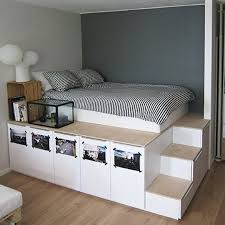 Best  Small Space Bedroom Ideas On Pinterest Small Space - Diy bedroom storage ideas
