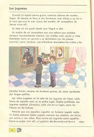 libros para leer de cuarto grado libros de primaria de los 80 s los juguetes español ej y lec
