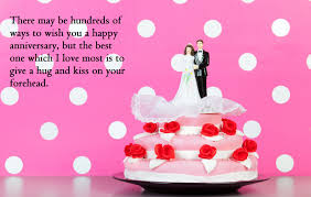 Happy Wedding U0026 Marriage Anniversary Marriage Anniversary Cake Images With Wishes For Wife Best Wishes