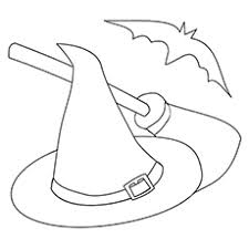 20 Best Hat Coloring Pages Your Toddler Will Love To Color Coloring Page Of A Hat