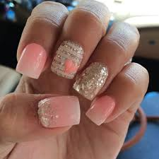 easy nail art glitter 100 beautiful and unique trendy nail art designs creative nails