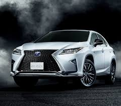 lexus suv length all new lexus rx debuts in japan with 2 liter turbo and hybrid