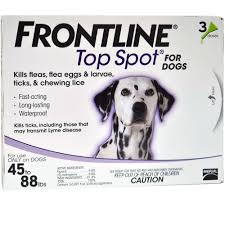 buy frontline spot on top for dogs frontline for dogs