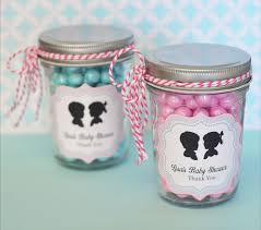 gender reveal party gender reveal party personalized mini jars