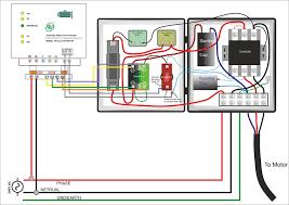 wiring diagrams 2 wire well pump qd control box motor control