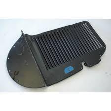 porsche 911 cooler 911 s early cooler shield 90110708500