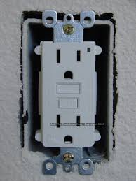Bathroom A New Wiring Diagram Gfci Outlet Wiring Methods