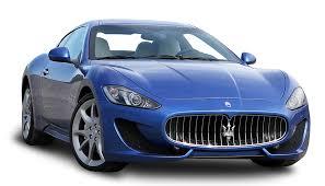 blue maserati granturismo blue maserati granturismo sport duo car png image pngpix