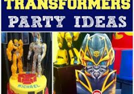 transformer party supplies transformers party supplies transformers party each party