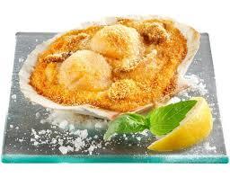 comment cuisiner les coquilles st jacques surgel馥s recette st jacques surgeles cheap carpaccio de la mangue with