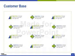 company profile powerpoint presentation template stock powerpoint