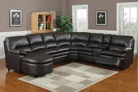 reclining sectional sofas with chaise ac pacific espresso leather reclining sectional sofa chaise recliner