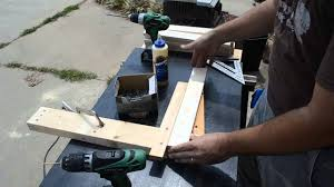 making shelf brackets for the garage shelving with the diy duck