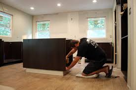 How To Level Kitchen Base Cabinets Putting Together And Installing Our Ikea Sektion Cabinets Chris