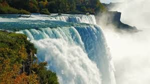 famous waterfalls in the world the famous waterfall niagara falls a popular spot among tourists
